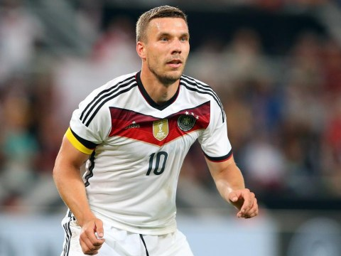 Lukas Podolski confirms he's agreed Galatasaray transfer from Arsenal