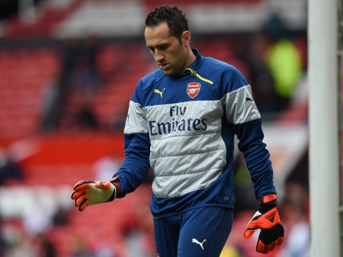 David Ospina 'on verge of quitting Arsenal for Fenerbache transfer'