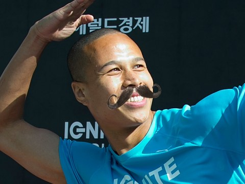 South Korea striker Kang Soo-il fails drugs test – after 'using moustache-growing cream'