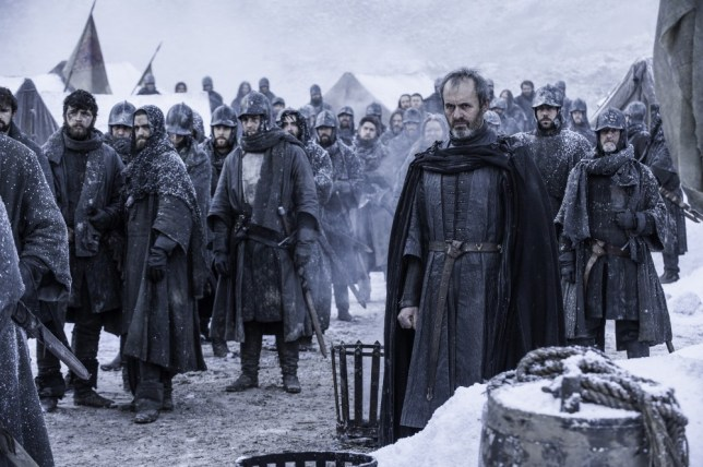 Game of Thrones, season 5, episode 9, The Dance of Dragons, Stannis Baratheon