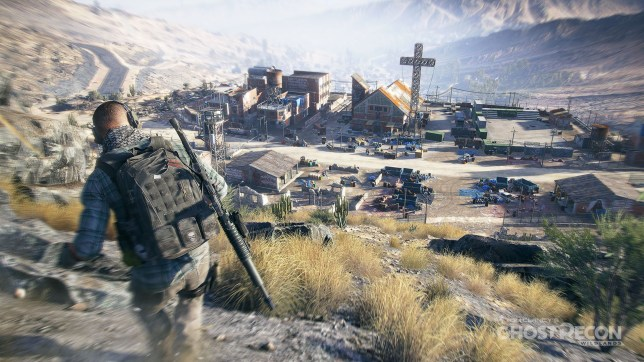 Ghost Recon: Wildlands - maybe bigger is better