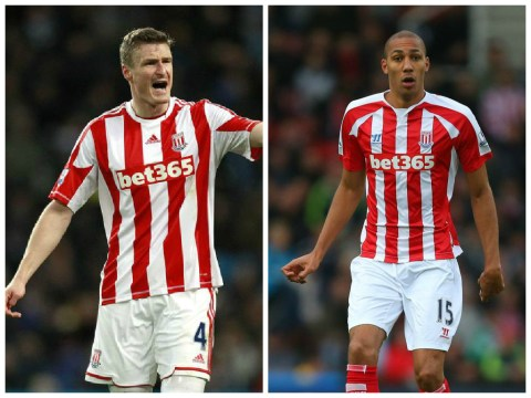 Leicester City plot double transfer raid of Steven N'Zonzi and Robert Huth from Stoke City