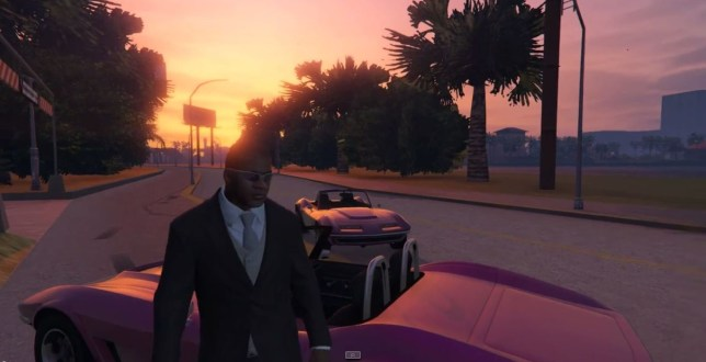 Fan recreates GTA: Vice City in Grand Theft Auto V mod