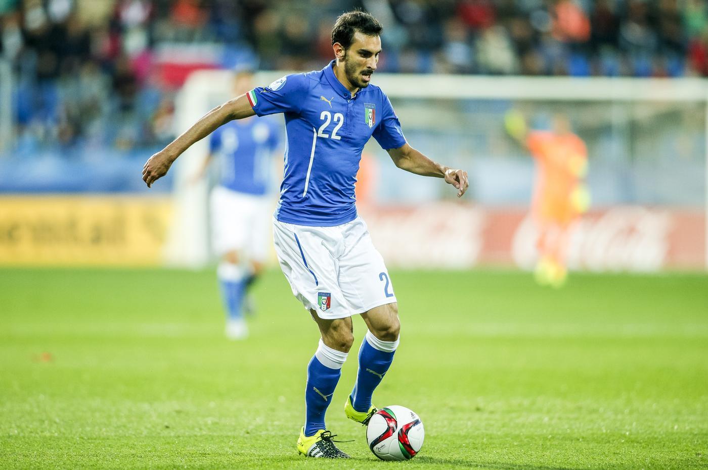 Liverpool 'plotting transfer move for Atalanta and Italy Under-21 defender Davide Zappacosta'