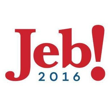 Twitter can't stop laughing at Jeb Bush's presidential campaign logo