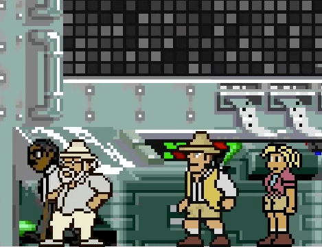 From Jurassic Park to The Shawshank Redemption: see 15 classic movies given amazing 8-bit video game treatment