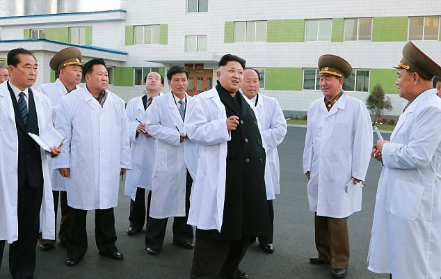 Kim Jong Un can now cure Aids, Ebola and SARS, apparently