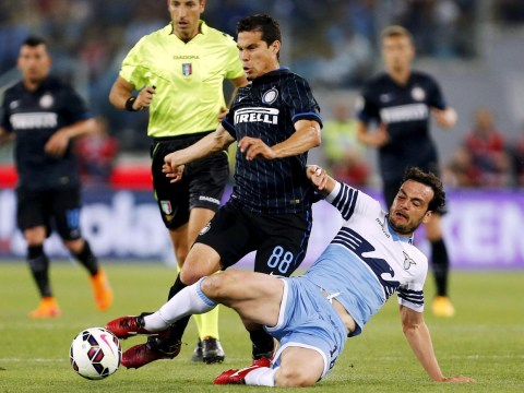 Liverpool 'given transfer boost with Inter Milan prepared to sell Hernanes'