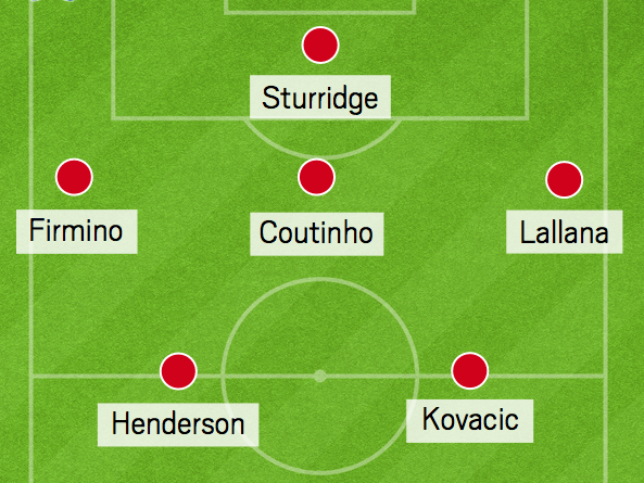 Liverpool's first XI for next season if they pull off their expected transfers looks absolutely incredible