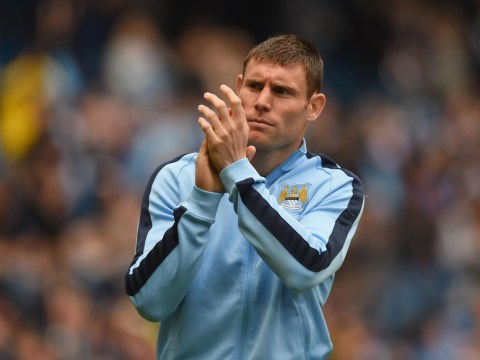 Liverpool must try and beat Arsenal to the transfer of Manchester City's James Milner
