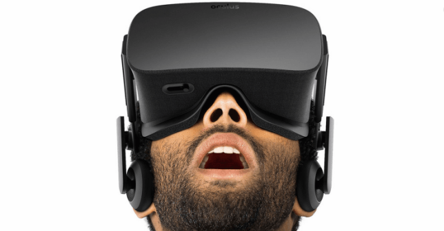 Oculus Rift - are you worried about looking silly?