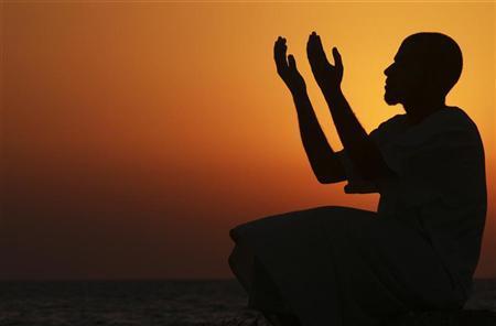Ramadan begins later this week (Picture: REUTERS/Esam Al-Fetori)