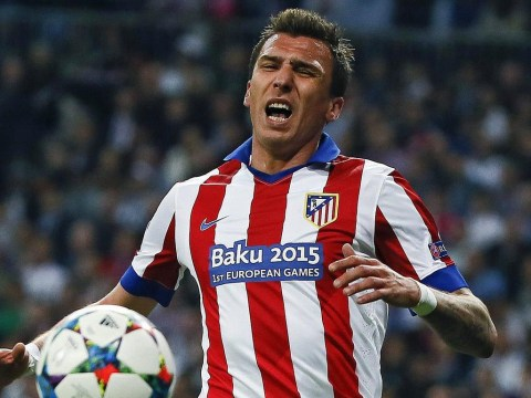 Manchester United 'close in on £36m Mario Mandzukic transfer'