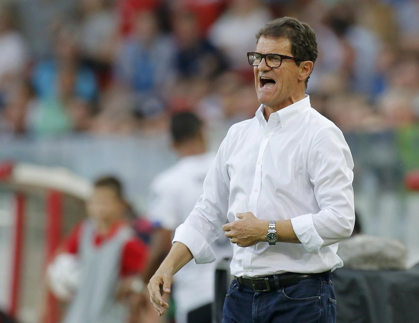 Russia fans start fundraising campaign to remove manager Fabio Capello