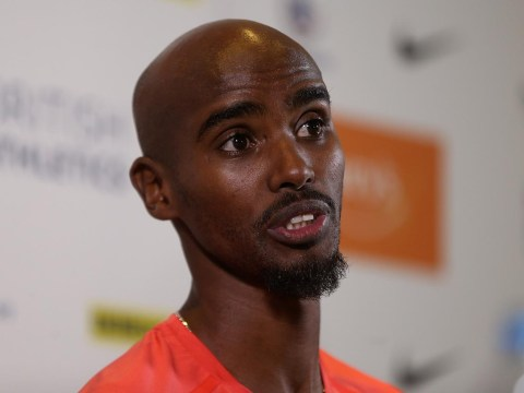 Mo Farah will continue to work with coach Alberto Salazar, who denies violating anti-doping rules