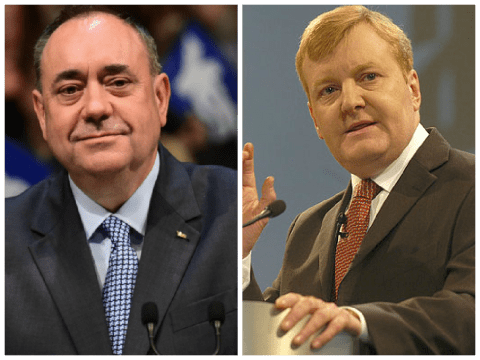 Alex Salmond slammed for 'shameful' Charles Kennedy comments hours after his death