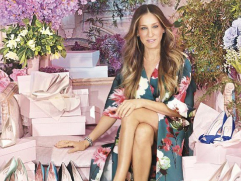 Bride-to-be who happens to be a mega SATC fan? Check out Sarah Jessica Parker's new shoe collection