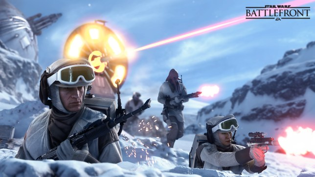 Star Wars: Battlefront - some like it Hoth