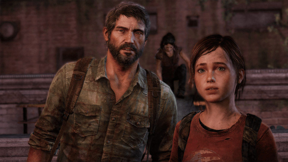 The Last Of Us - it looks like there's going to be another one