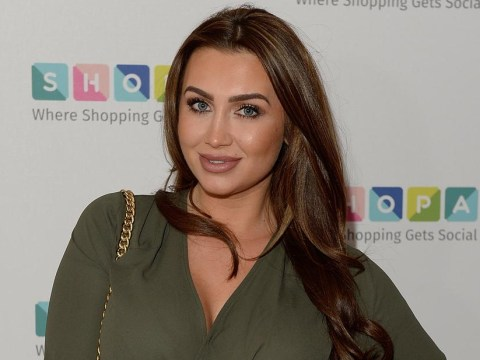 Lauren Goodger lashes out at Mark Wright's 'embarrassing' Twitter rant against her