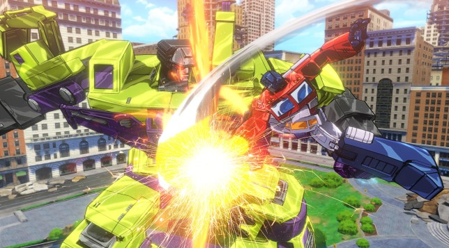 Transformers: Devastation - we still can't believe this is real