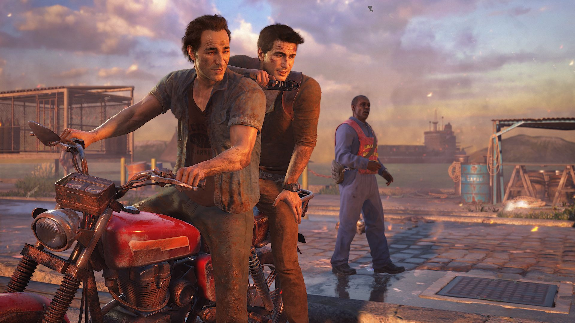 Uncharted 4 - a key PS4 exclusive