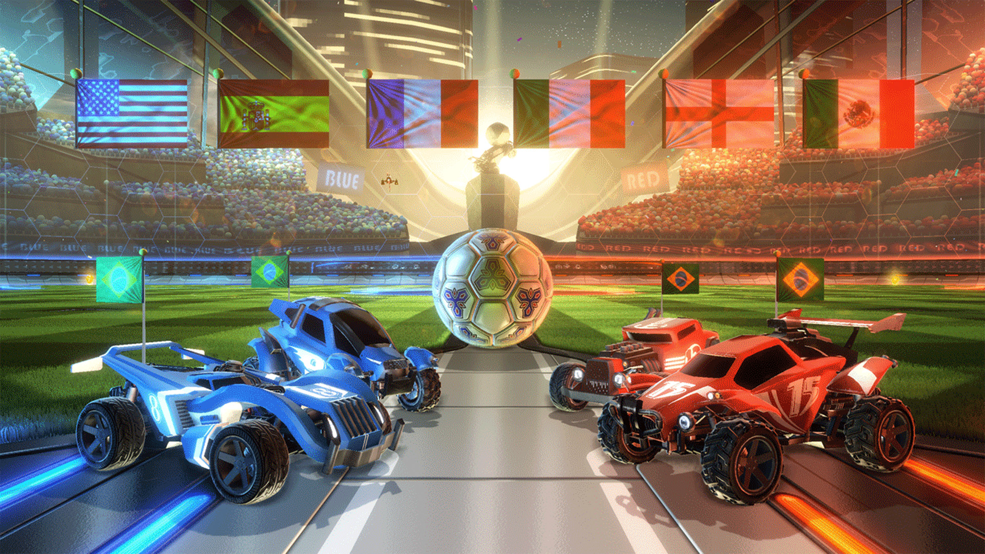 Rocket League - are you happily addicted?