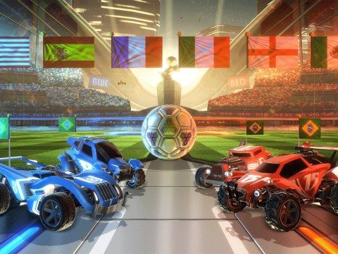 Rocket League review – the beautiful car game
