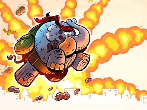 Tembo The Badass Elephant review – pachyderm platforming