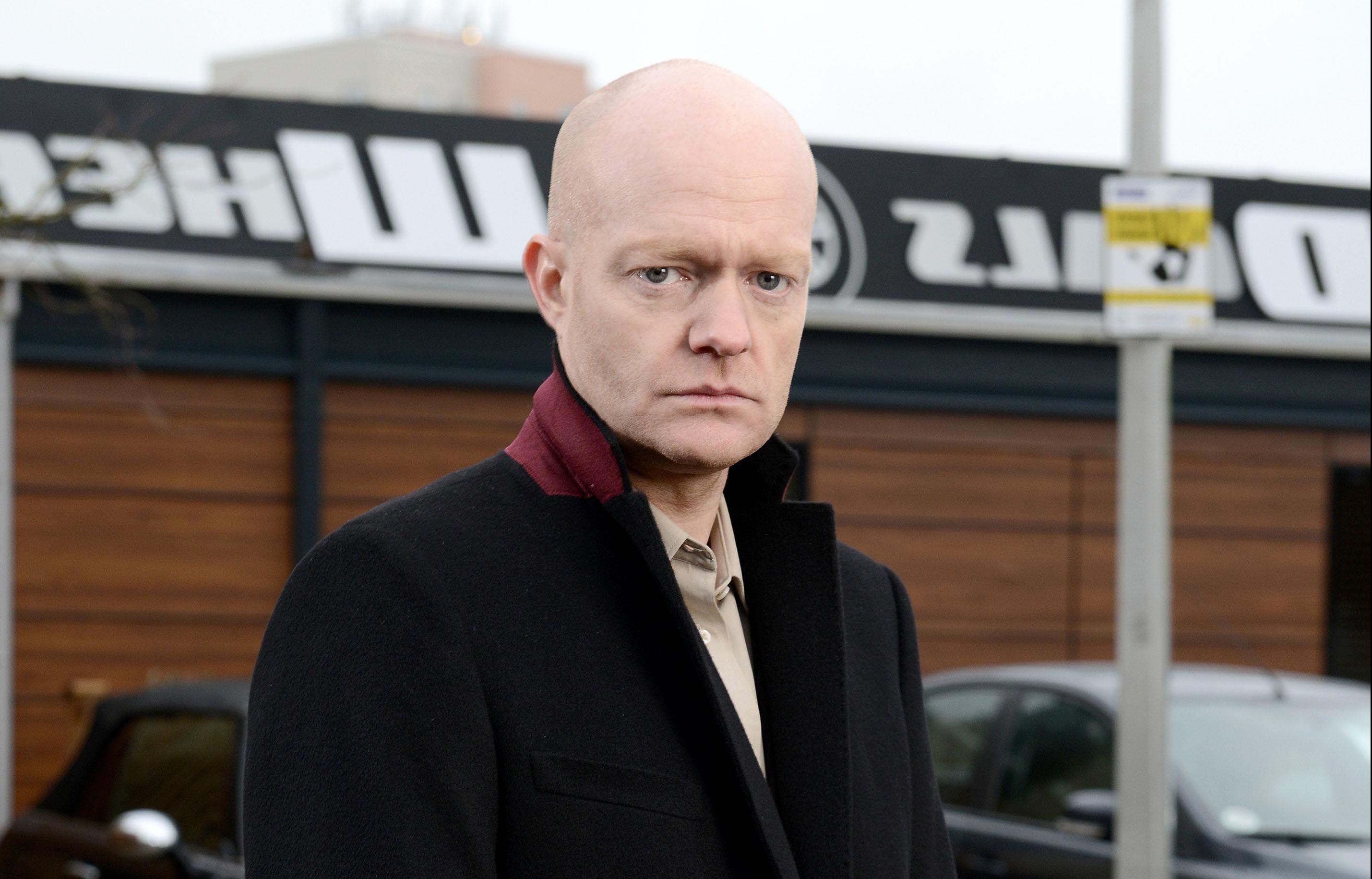 EastEnders spoilers: Jake Wood teases Max Branning's return and plans to seek revenge on the Beales