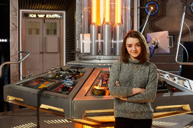 Maisie Williams is in series 9 of Doctor Who but who is she playing?