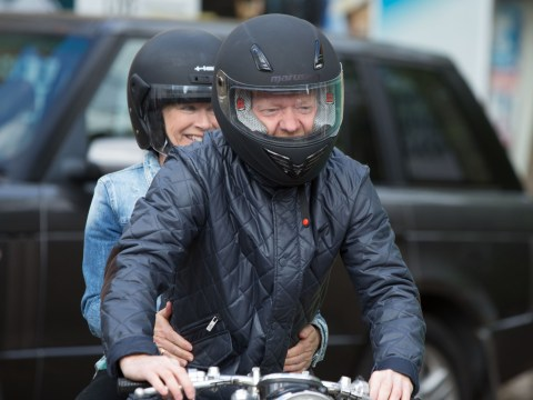 EastEnders spoilers: Are Carol Jackson and Max Branning headed for disaster on Jim's old bike?