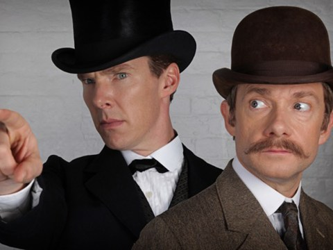 Steven Moffat reveals there'll be 'dark stuff coming' in Sherlock season 4