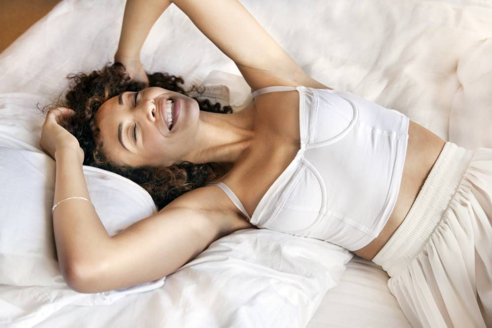 'Thinking off' is the way to create orgasms anywhere on your body using your mind