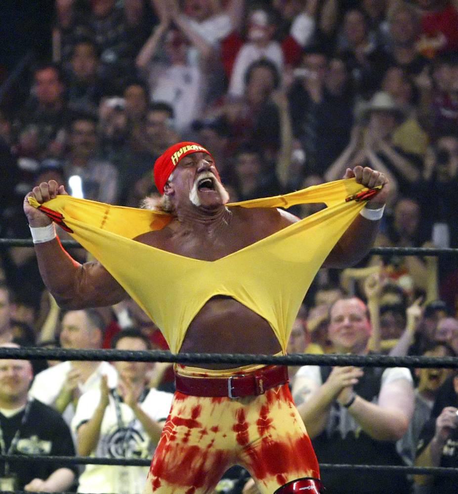 Is Hulk Hogan returning to WWE?