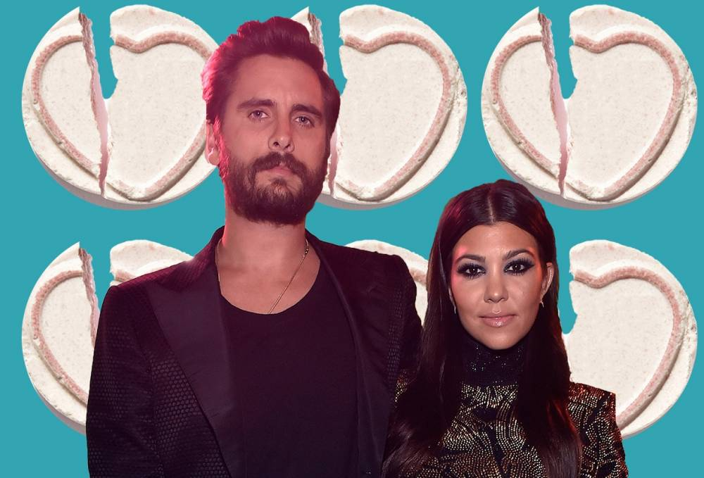 It's over! Kourtney Kardashian breaks up with Scott Disick and the internet is VERY upset