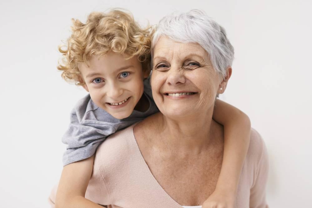 I love my gran!