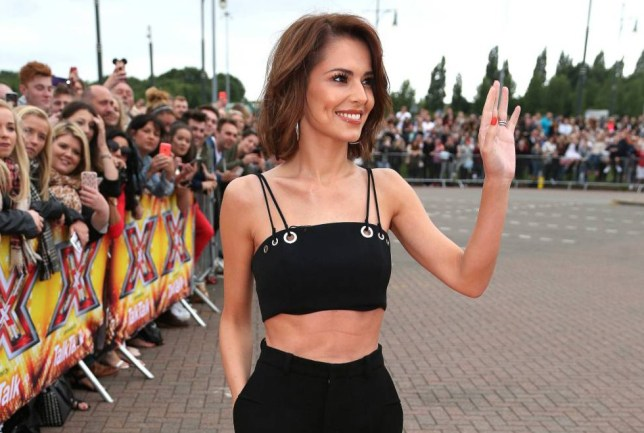 Mandatory Credit: Photo by Picturematt/REX Shutterstock (4898875ab)  Cheryl Fernandez-Versini  'The X Factor' TV show, 2nd round auditions, Manchester, Britain - 08 Jul 2015