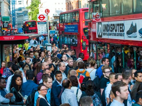 The 15 emotional stages of a London tube strike