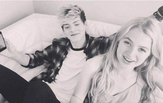 bibby and girl.jpg The thought of meeting a girlfriend's dad is always quite daunting - so imagine what it's like when that person is Noel Gallagher. Unfortunately for Stereo Kicks singer Reece Bibby, this prospect became a reality after he started dating Noel's daughter Anais.