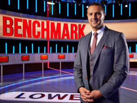 No likey? Paddy McGuinness' new show Benchmark taken off air after just nine episodes