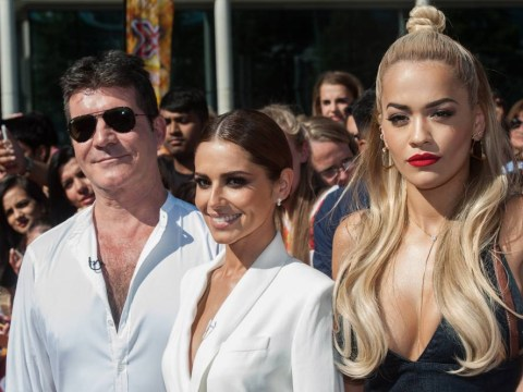 'That's why you get paid £23m a year?' Simon Cowell launches stinging attack on Cheryl at X Factor auditions