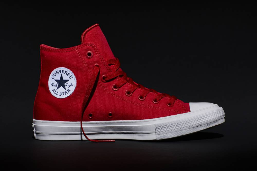 New stylish Chuck Taylor All Star Converse design is