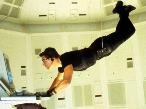 Tom Cruise is about to blow our minds with his most 'unbelievable' Mission: Impossible stunt yet