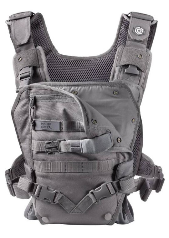 Mission Critical Bags Can Help Dads Feel Cool With Military Style