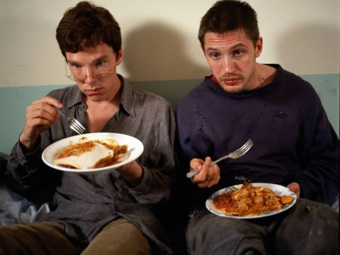 Remember when Benedict Cumberbatch and Tom Hardy played BFFs and it was the best thing ever?