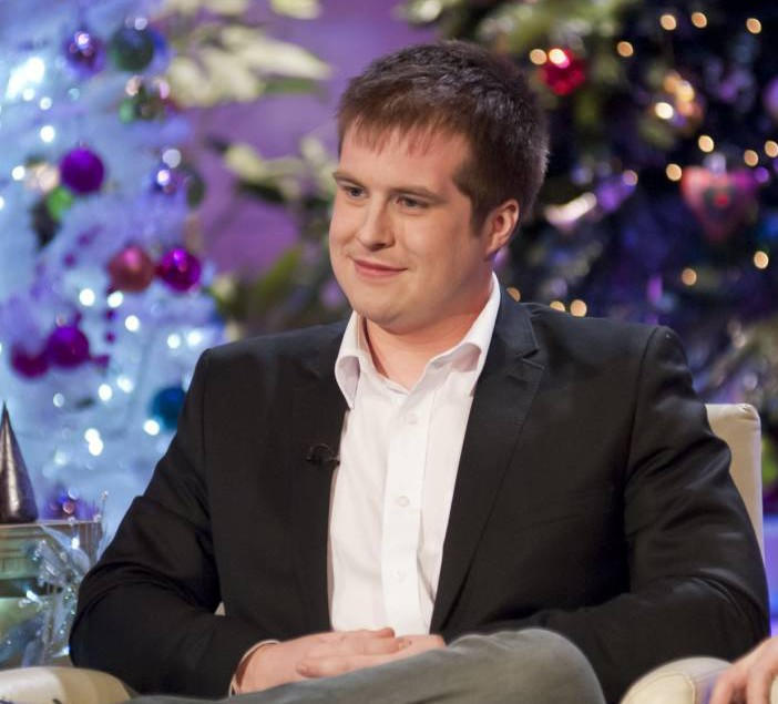 EDITORIAL USE ONLY / NO MERCHANDISING  Mandatory Credit: Photo by Steve Meddle/REX Shutterstock (1261726z)  Stuart Baggs  'The Alan Titchmarsh Show' TV Programme, London, Britain. - 16 Dec 2010