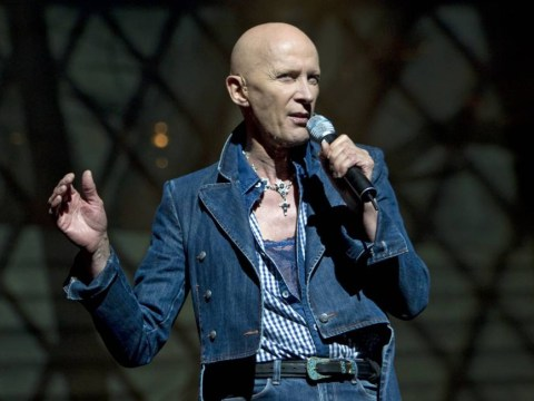 We're in a Time Warp! Richard O'Brien confirms he is returning to the Rocky Horror Stage Show