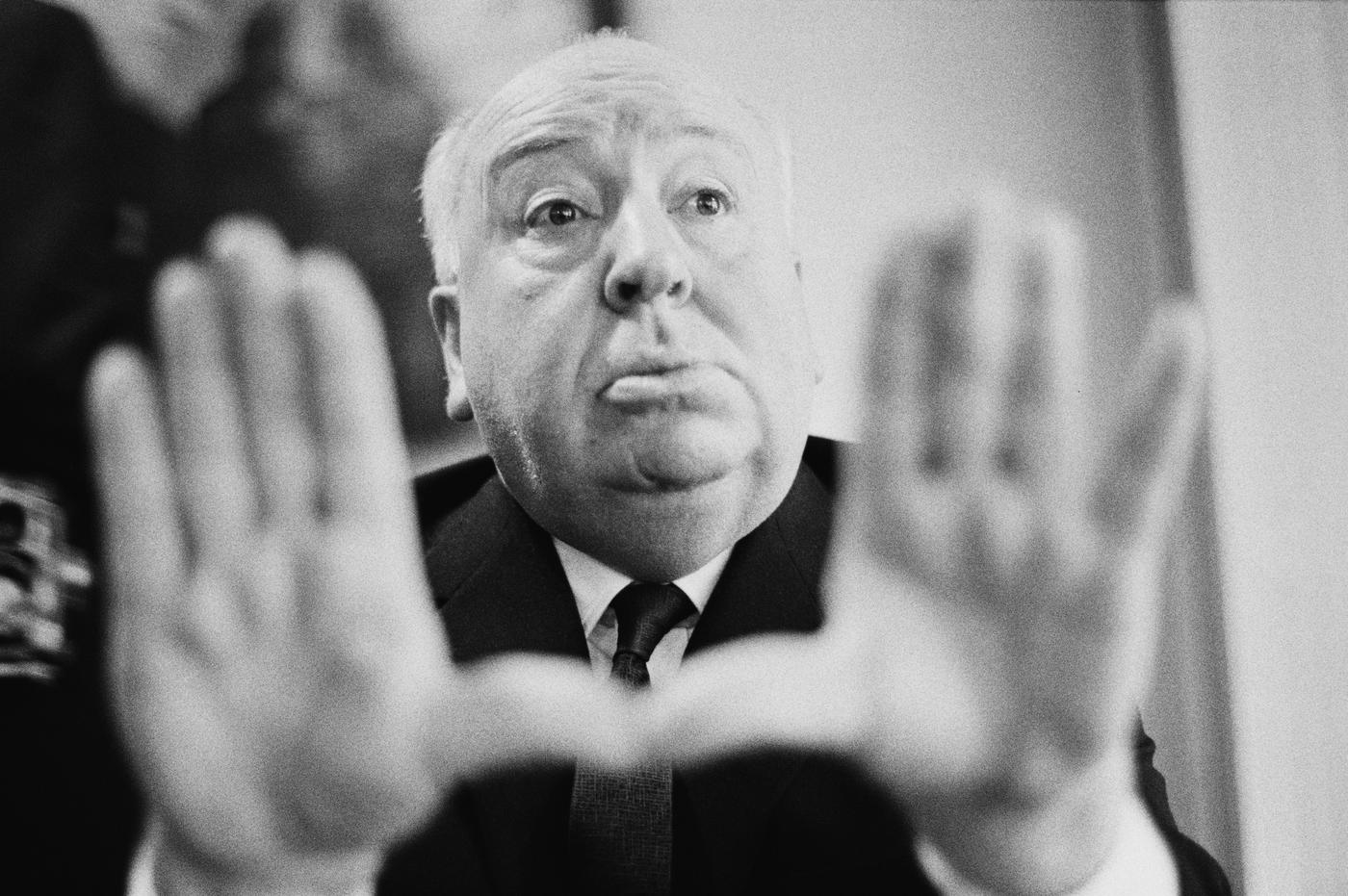 15 things you may not know about Alfred Hitchcock