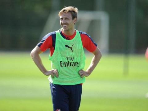 Nacho Monreal 'set to quit Arsenal for Athletic Bilbao transfer'